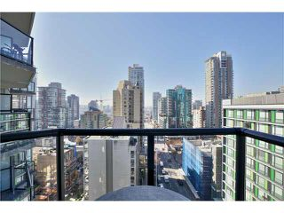 "Photo 8: 1504 1212 HOWE Street in Vancouver: Downtown VW Condo for sale in ""1212 HOWE"" (Vancouver West)  : MLS®# V1109901"