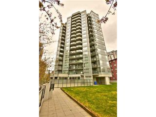 "Photo 2: 1504 1212 HOWE Street in Vancouver: Downtown VW Condo for sale in ""1212 HOWE"" (Vancouver West)  : MLS®# V1109901"