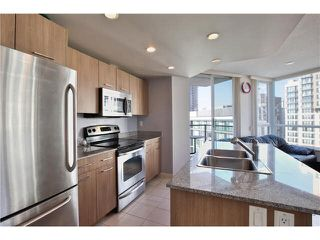 "Photo 1: 1504 1212 HOWE Street in Vancouver: Downtown VW Condo for sale in ""1212 HOWE"" (Vancouver West)  : MLS®# V1109901"