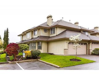 "Photo 1: 54 15860 82 Avenue in Surrey: Fleetwood Tynehead Townhouse for sale in ""Oak Tree"" : MLS®# F1438812"