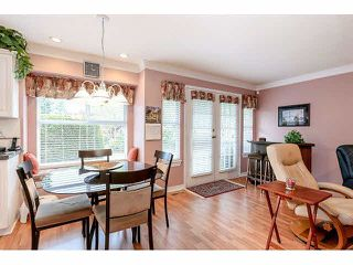 "Photo 9: 54 15860 82 Avenue in Surrey: Fleetwood Tynehead Townhouse for sale in ""Oak Tree"" : MLS®# F1438812"