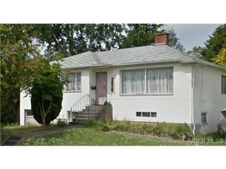 Photo 1: 1618 Richardson St in VICTORIA: Vi Fairfield West Single Family Detached for sale (Victoria)  : MLS®# 699990