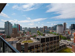 "Photo 6: 1906 108 W CORDOVA Street in Vancouver: Downtown VW Condo for sale in ""Woodwards W32"" (Vancouver West)  : MLS®# V1121064"