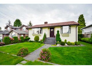 Photo 1: 8565 10TH Avenue in Burnaby: The Crest House for sale (Burnaby East)  : MLS®# V1122897
