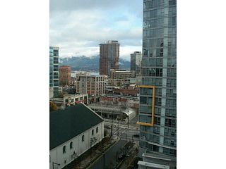 "Photo 10: 1506 668 CITADEL PARADE in Vancouver: Downtown VW Condo for sale in ""SPECTRUM"" (Vancouver West)  : MLS®# V1136906"