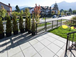 "Photo 13: 25 1204 MAIN Street in Squamish: Downtown SQ Townhouse for sale in ""AQUA AT COASTAL VILLAGE"" : MLS®# V1140937"