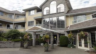 """Photo 1: 11 1653 140 Street in Surrey: Sunnyside Park Surrey Condo for sale in """"Westminster House"""" (South Surrey White Rock)  : MLS®# R2007743"""