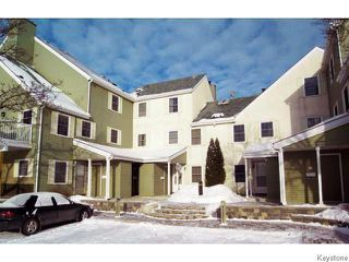 Photo 1: 606 Kenaston Boulevard in Winnipeg: River Heights / Tuxedo / Linden Woods Condominium for sale (South Winnipeg)  : MLS®# 1531907