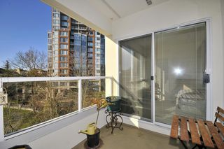 "Photo 11: 316 5735 HAMPTON Place in Vancouver: University VW Condo for sale in ""THE BRISTOL"" (Vancouver West)  : MLS®# R2021571"