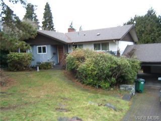 Photo 1: 3943 Shorncliffe Rd in VICTORIA: SE Cedar Hill House for sale (Saanich East)  : MLS®# 719514