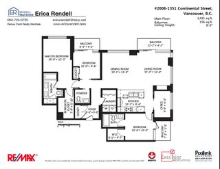 """Photo 20: 2008 1351 CONTINENTAL Street in Vancouver: Downtown VW Condo for sale in """"MADDOX"""" (Vancouver West)  : MLS®# R2028092"""