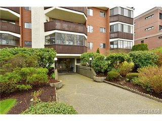 Photo 1: 101 1031 Burdett Ave in VICTORIA: Vi Downtown Condo for sale (Victoria)  : MLS®# 723639