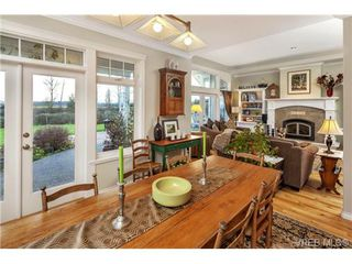 Photo 4: SAANICHTON LUXURY HOME For Sale SOLD in Turgoose, BC Canada: With Ann Watley!