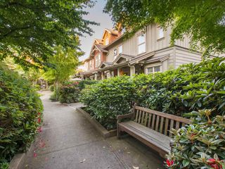 "Photo 20: 245 15 SIXTH Avenue in New Westminster: GlenBrooke North Townhouse for sale in ""CROFTON"" : MLS®# R2074537"