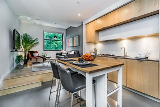 "Photo 1: 401 12 WATER Street in Vancouver: Downtown VW Condo for sale in ""THE GARAGE"" (Vancouver West)  : MLS®# R2083335"