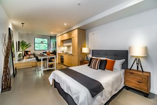 "Photo 3: 401 12 WATER Street in Vancouver: Downtown VW Condo for sale in ""THE GARAGE"" (Vancouver West)  : MLS®# R2083335"