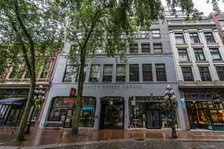 "Photo 20: 401 12 WATER Street in Vancouver: Downtown VW Condo for sale in ""THE GARAGE"" (Vancouver West)  : MLS®# R2083335"