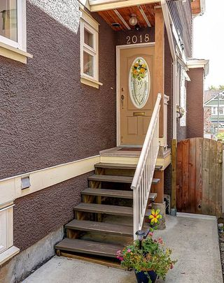 Photo 2: 2018 E BROADWAY in Vancouver: Grandview VE 1/2 Duplex for sale (Vancouver East)  : MLS®# R2095432