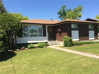 Photo 1: 870 Buchanan Boulevard in Winnipeg: Residential for sale : MLS®# 1608061