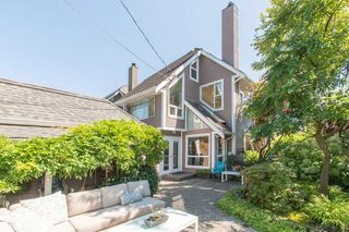 Photo 3: 2360 WATERLOO Street in Vancouver: Kitsilano House 1/2 Duplex for sale (Vancouver West)  : MLS®# R2101486
