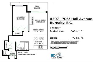 "Photo 20: 207 7063 HALL Avenue in Burnaby: Highgate Condo for sale in ""EMERSON"" (Burnaby South)  : MLS®# R2121220"