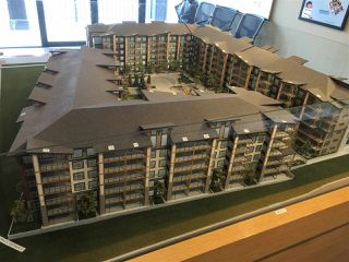 "Photo 1: 415 2860 TRETHEWEY Street in Abbotsford: Abbotsford West Condo for sale in ""La Galleria"" : MLS®# R2137380"