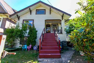 Main Photo: 2244 E PENDER STREET in Vancouver: Hastings House for sale (Vancouver East)  : MLS®# R2182933