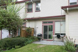 "Photo 14: 39 21960 RIVER Road in Maple Ridge: West Central Townhouse for sale in ""Foxborough Hills"" : MLS®# R2204408"