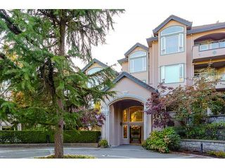 "Photo 1: 109 3280 PLATEAU Boulevard in Coquitlam: Westwood Plateau Condo for sale in ""Camelback"" : MLS®# R2209984"