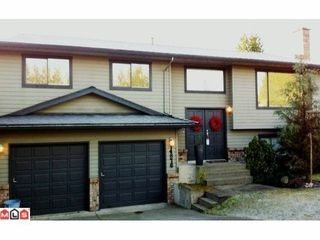 Photo 1: 14876 20TH Ave in South Surrey White Rock: Home for sale : MLS®# F1129341