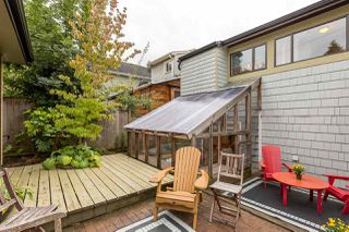 "Photo 18: 2020 VICTORIA Drive in Vancouver: Grandview VE House for sale in ""COMMERCIAL DRIVE"" (Vancouver East)  : MLS®# R2213057"