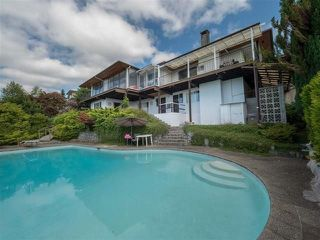 Photo 8: 1354 WHITBY Road in West Vancouver: Chartwell House for sale : MLS®# R2213295