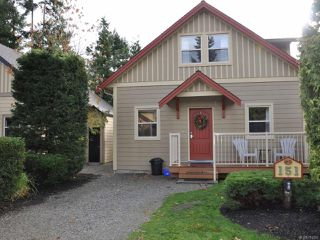 Photo 1: 151 1080 RESORT DRIVE in PARKSVILLE: PQ Parksville Row/Townhouse for sale (Parksville/Qualicum)  : MLS®# 774595