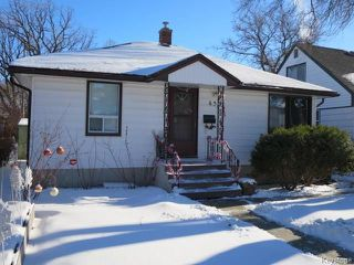 Photo 1: 630 Cambridge Street in Winnipeg: River Heights Residential for sale (1D)  : MLS®# 1800892