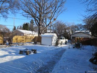 Photo 18: 630 Cambridge Street in Winnipeg: River Heights Residential for sale (1D)  : MLS®# 1800892