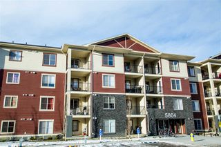 Photo 1: 239 5804 Mullen Place NW in Edmonton: Condo for sale : MLS®# E4089656