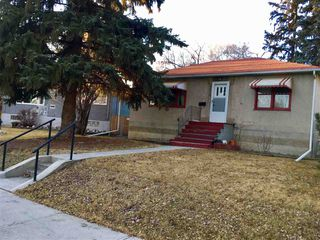 Main Photo: 9528 124A Avenue in Edmonton: Zone 05 House for sale : MLS®# E4096915