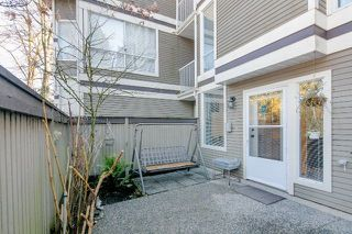 Photo 17: 36 3228 RALEIGH Street in Port Coquitlam: Central Pt Coquitlam Townhouse for sale : MLS®# R2255584