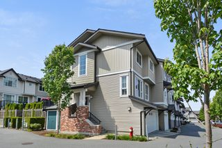 "Photo 1: 204 2450 161A Street in Surrey: Grandview Surrey Townhouse for sale in ""GLENMORE"" (South Surrey White Rock)  : MLS®# R2277039"