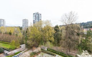 "Photo 11: 1009 651 NOOTKA Way in Port Moody: Port Moody Centre Condo for sale in ""SAHALEE"" : MLS®# R2279820"