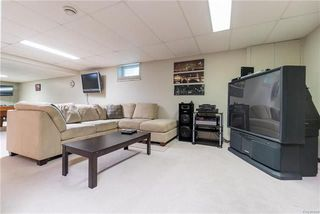 Photo 17: 75 Chancery Bay in Winnipeg: River Park South Residential for sale (2F)  : MLS®# 1818481
