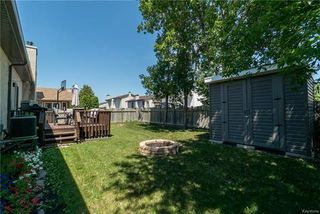 Photo 20: 75 Chancery Bay in Winnipeg: River Park South Residential for sale (2F)  : MLS®# 1818481
