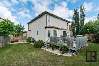 Photo 20: 34 Baytree Court in Winnipeg: Linden Woods Residential for sale (1M)  : MLS®# 1818854
