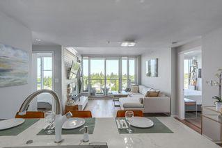 "Photo 1: 918 8488 CORNISH Street in Vancouver: S.W. Marine Condo for sale in ""G70 Cornish Estates"" (Vancouver West)  : MLS®# R2295195"
