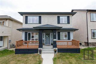 Photo 1: 15 Bellflower Road in Winnipeg: Bridgwater Forest Residential for sale (1R)  : MLS®# 1822481
