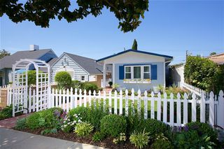 Main Photo: CORONADO VILLAGE House for sale : 2 bedrooms : 140 F Ave in Coronado