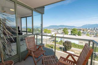 "Photo 8: 603 2288 PINE Street in Vancouver: Fairview VW Condo for sale in ""The Fairview"" (Vancouver West)  : MLS®# R2303181"