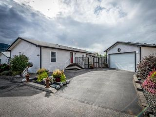 Photo 1: 21 768 E SHUSWAP ROAD in : South Thompson Valley Manufactured Home/Prefab for sale (Kamloops)  : MLS®# 148244