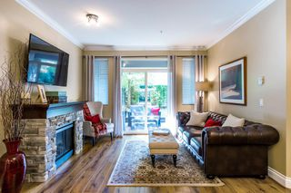 "Photo 3: 122 12258 224 Street in Maple Ridge: East Central Condo for sale in ""STONEGATE"" : MLS®# R2314416"