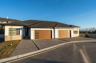 Main Photo: 5 604 MCALLISTER Loop in Edmonton: Zone 55 House Half Duplex for sale : MLS®# E4133454